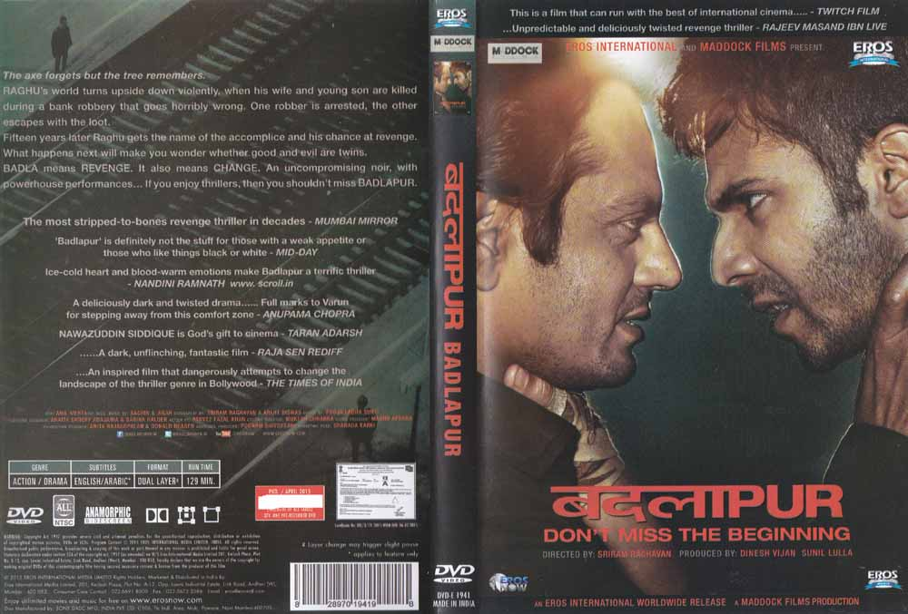 Badlapur (2015) - Moviezmania